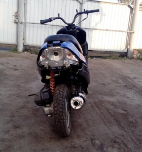 Скутер Activ novo 50 cc