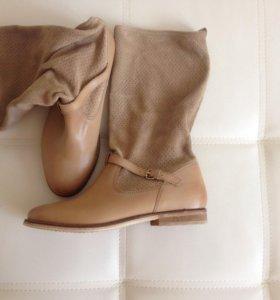 Новые сапоги ботинки