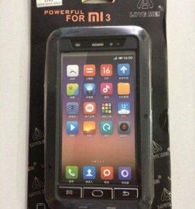 Чехол Love Mei для Xiaomi Mi3/Mi4/Mi5/Mi note