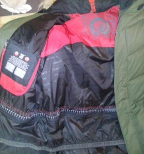 Куртка зимняя р.52-54 новая