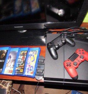 PlayStation4 зайдите и прочитайте описание