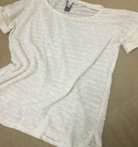 Mango Модная фирменная футболка