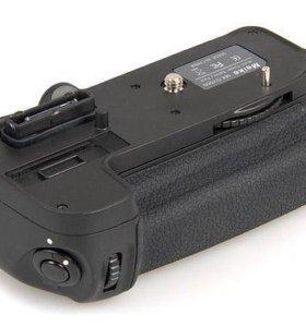 Батарейный блок-ручка для Nikon d7000