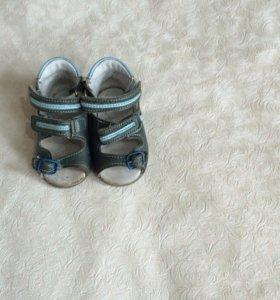 Детские ботинки,скороход