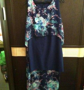 Платье 38(44) размера