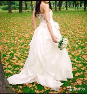 Свадебное платье Ф. Папилио