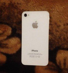 Продам IPhone 4 s 8g