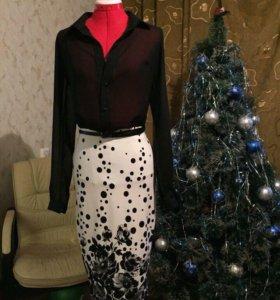 Юбки и блуза