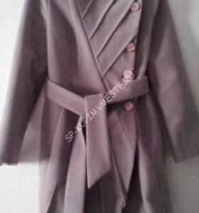 Новое ! Пальто весна-осень