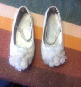 Туфли Carter's