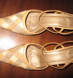 Туфли босоножки р 40 26 см