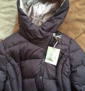 Новое.Зимнее пальто на синтепоне.