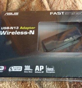 USB-N13 Adapter Wireless-N