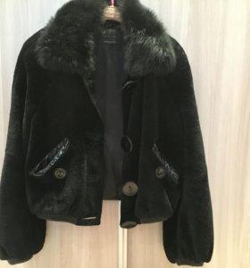 Куртка меховая, женская