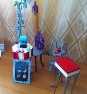Набор мебель для кукол Ever after high