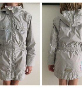 пальто легкое reima tec