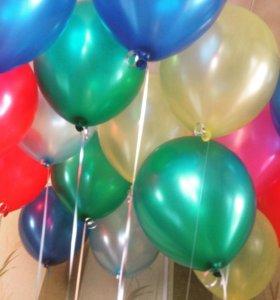 Гелиевые шары на Ваш праздник Мичуринск89806728382