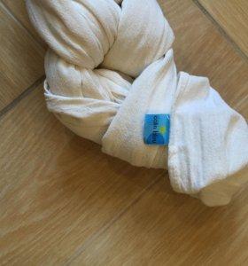 Летний Слинг шарф Calin Bleu Cool Cotton