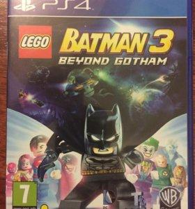Lego Batman 3 на ps4