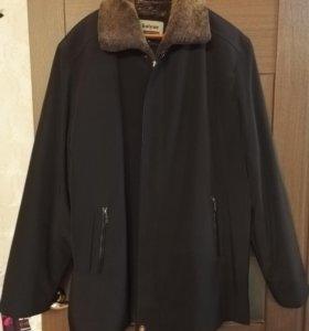 НОВАЯ зимняя мужская куртка