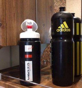 Спортивные бутылки