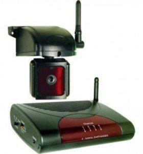 Камера видеонаблюдения или Видеоняня