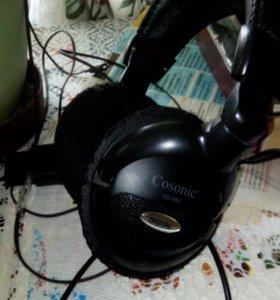 Игровые наушники Cosonic CD-850