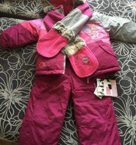 Канадский зимний костюм фирмы Deux par deux