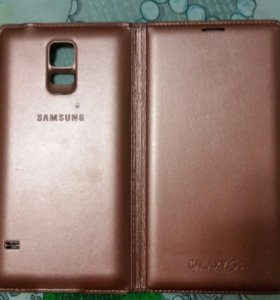 Чехол-книжка на Samsung Galaxy S5