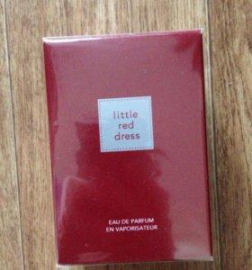 Парфюмерная вода little red dress