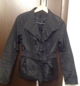 Куртка-плащ укорочённый р.42-44