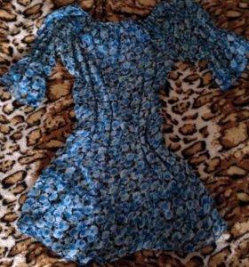 Платье лёгкое на лето размер универсальный