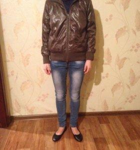 Куртка весна-осень !новая!