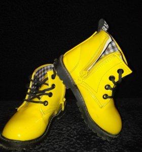 Стильные ботиночки, 25 р-р