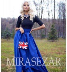 Новое платье Mira Sezar оригинал