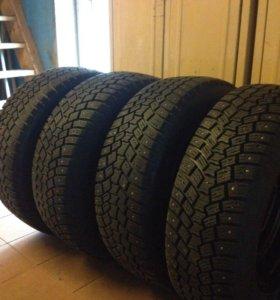 Шипованные шины зимние. 195*65*Р15