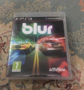 Игра blur на PS3 лицензионная