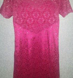 Платье 48р