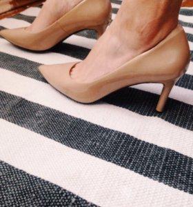 Туфли кожанные Rockport