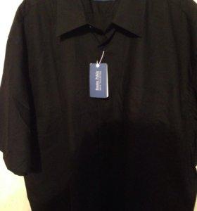Новая мужская рубашка большогоразмера