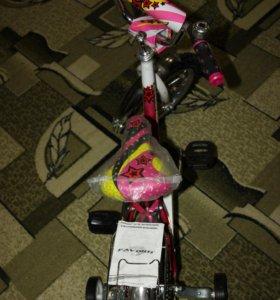 """Новый детский велосипед """"Favorit"""""""