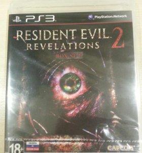 Resident Evil Revelation 2 ps3