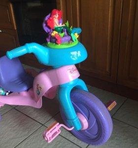 Велосипед 3-х колесный.