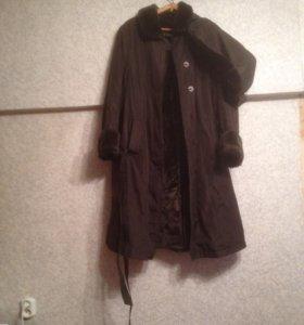 Продаётся пальто (торг)