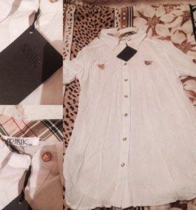 Рубашка новая ⚪️