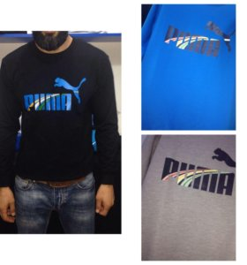 Puma свитер