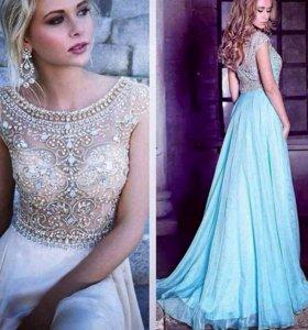новое вечернее платье Jovani