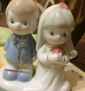 """Статуэтка """"Жених и Невеста"""""""