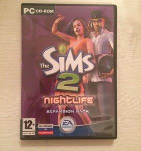 Дополнение к Sims 2 от заката до рассвета для пк