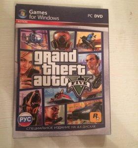 GTA 5 для пк